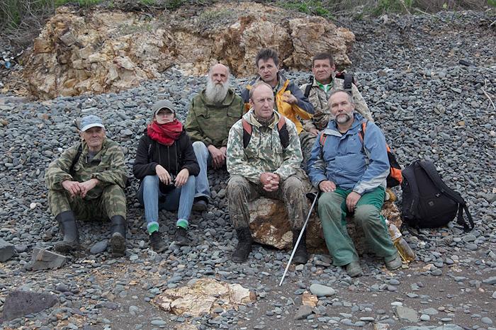 Группа-орнитологов